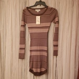 Sweater dress NWT